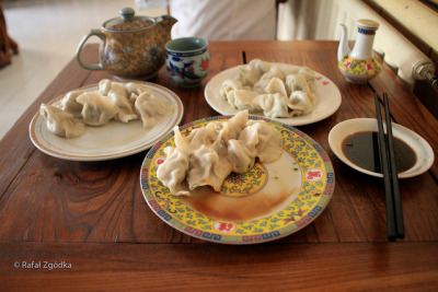 The best dumplings I've ever had! by rafax1977 on Flickr.