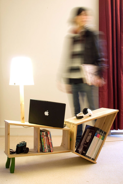 "How digital reading is changing our concept of ""book shelf"" and ""coffee table"". ~eP"