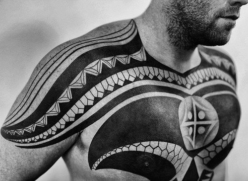 modernprimitive:  Tattoo by Roxx TwoSpirit (by Needles and Sins (formerly Needled))