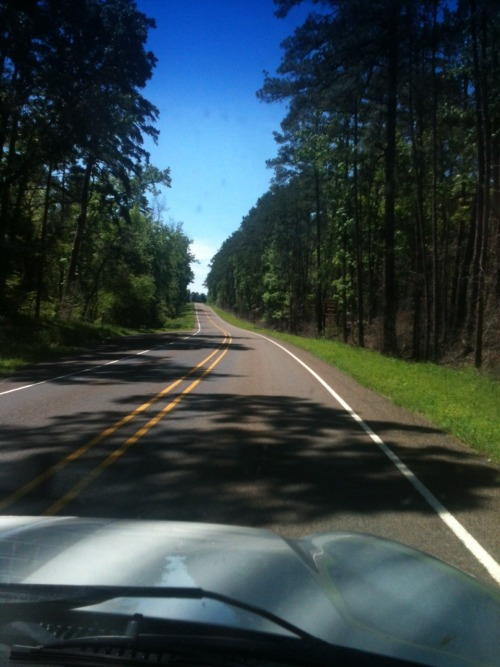 Nacogdoches, Texas. Home sweet home (: