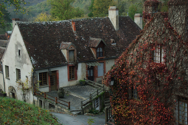 | ♕ |  Village of Gargilesse-Dampierre - Centre, France  | by © PierreG_09