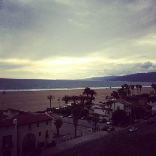 Love this view. #cali #california #santamonica #pacific  (Taken with Instagram at Santa Monica Bluffs)