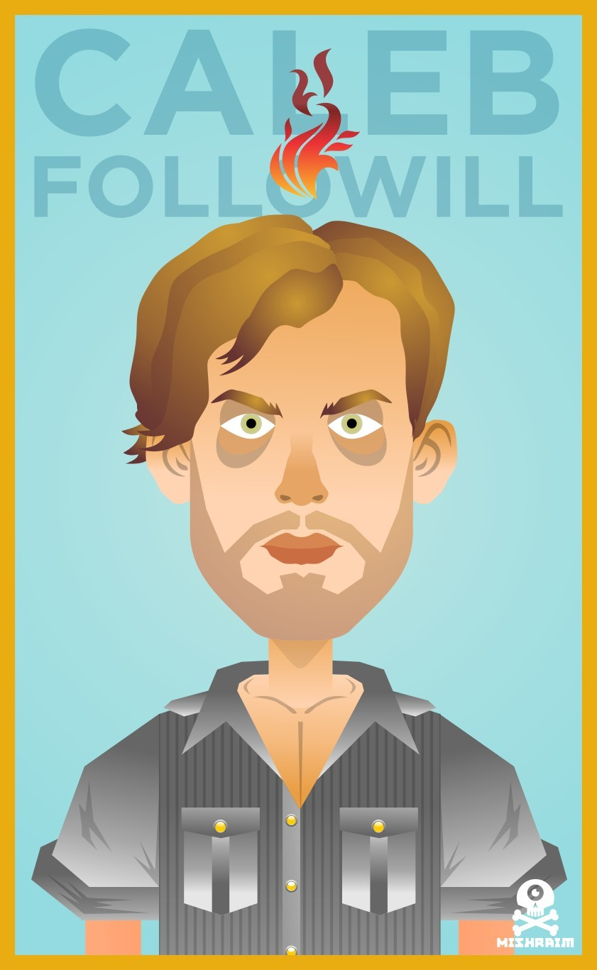 Caleb Followill …