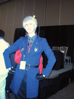 yep there the awesome Prussia