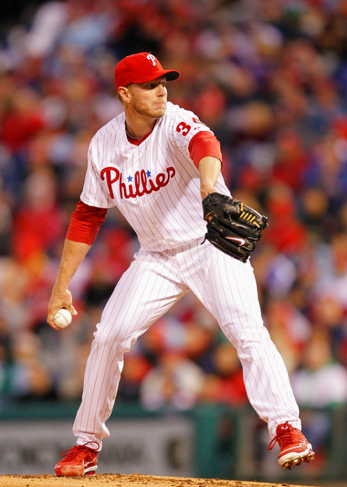 Roy Halladay vs Miami on Wednesday: 7.0 IP, 5 H, 1 ER, 3 K, 1 BB, 0.60 ERA