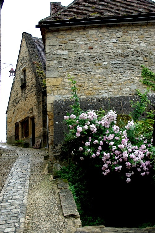 | ♕ |  Rue de Beynac - Dordogne, France  | by © PierreG_09