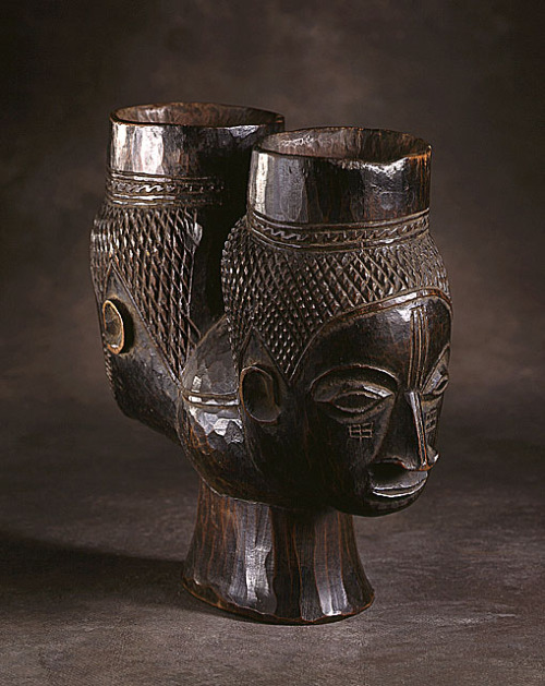 Ritual Wine Cup Lele, 20th century The Los Angeles County Museum of Art