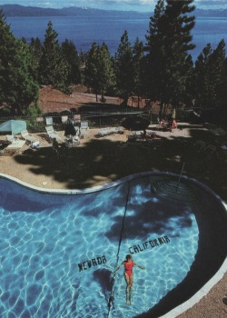 "kisslng:  supjono:  this is the greatest thing ever ngl  ""I swam from Nevada to California"""