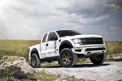 photofinish:  Ford Raptor (by GREATONE!)