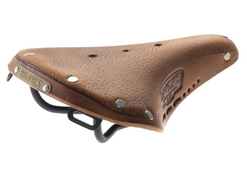 saddle lust Brooks B17 s Aged