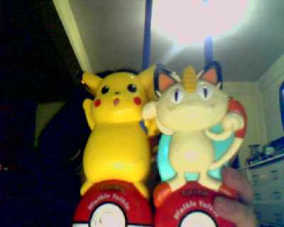 Walkie Talkie de Pokémon <3