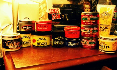 My small grease collection o.o