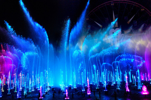 World of Color Opening by igotanewcamera on Flickr.