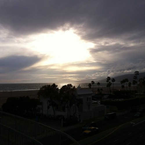 #nofilter #cali #california #santamonica  (Taken with Instagram at California Incline)
