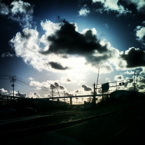 I spend everyday in the land of milk & honey. (Taken with instagram)