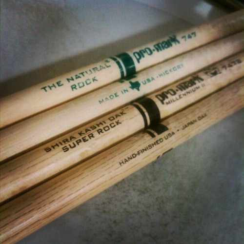 Natural Rock/Super Rock ¦ only sticks that can withstand me (Taken with instagram)