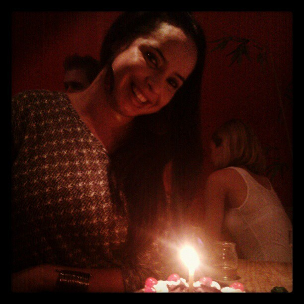 Happy #birthday Pao! !!!! (Taken with instagram)