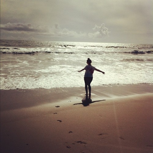 I want to live by the ocean. (Taken with Instagram at Santa Monica, CA)
