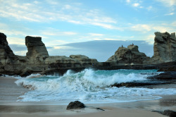 Klayar Beach, Pacitan, East Java, Indonesia submitted by: reiskamp, thanks!