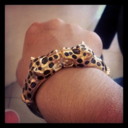 Fell In Love With This Bracelet From Forever21 (Taken with instagram)
