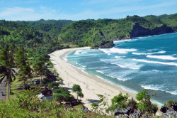 Srau Beach, Pacitan, East Java, Indonesia submitted by: reiskamp, thanks!