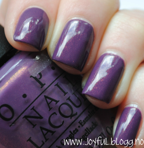 OPI - Dutch 'Ya Just Love OPI?