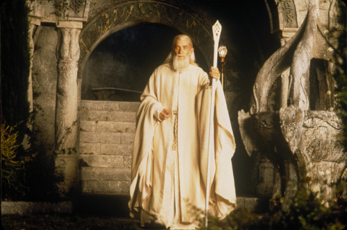 frodoforever:  Gandalf the White