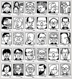 architects in cartoons via eiza / Pinterest