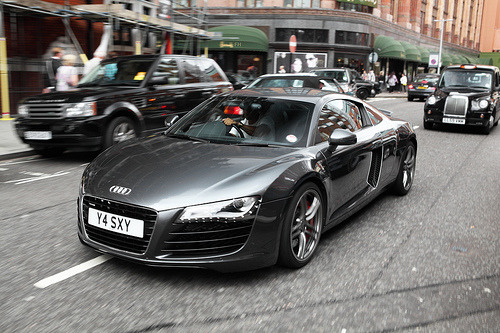 automotivated:  Audi R8 (by Ferdi Photography)