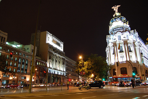 Edificio Metrópolis, Madrid