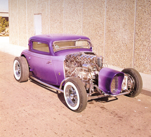 Andy Kassa's 1932 Ford