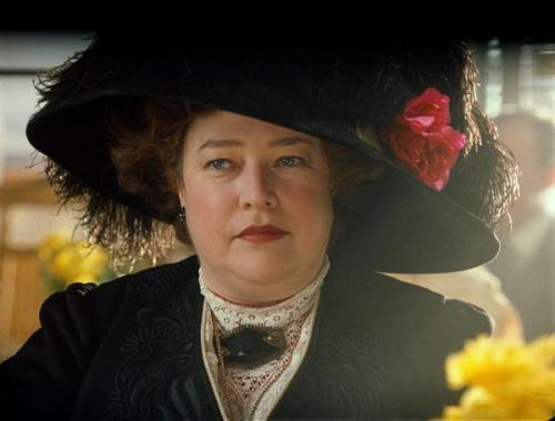 hellogiggles:  I Should Not Be Reviewing Movies: THE 'UNSINKABLE' MOLLY BROWN WAS THE ORIGINAL BOSSY QUEEN by Ali Ashbaker  This is who I was named after!