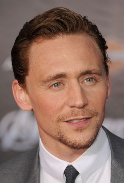 Tom Hiddleston arrives at the premiere of Marvel Studios' 'The Avengers' at the El Capitan Theatre on April 11, 2012 in Hollywood, California.