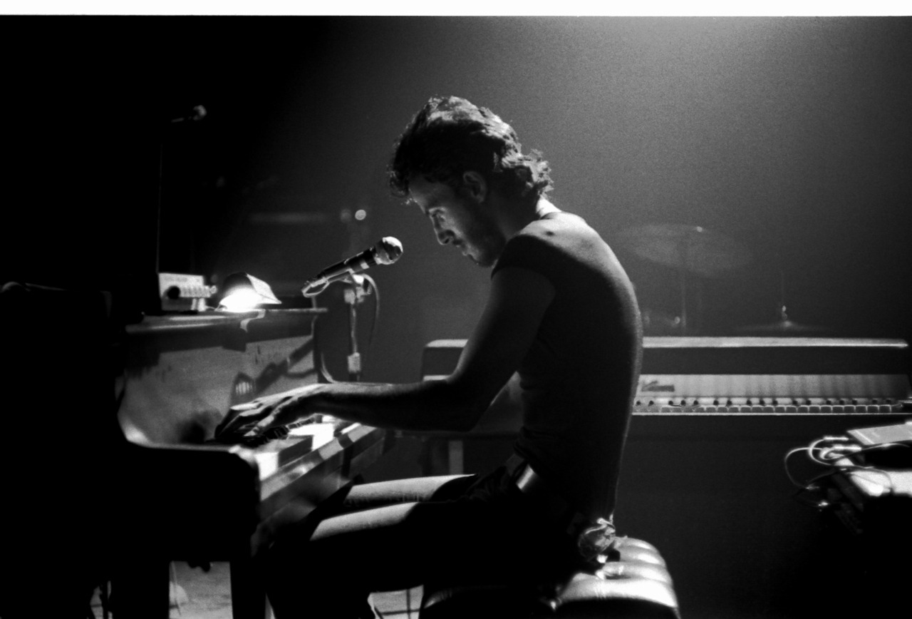 "sfmoma:  SUBMISSION: ""Bruce Springsteen, 1974"""