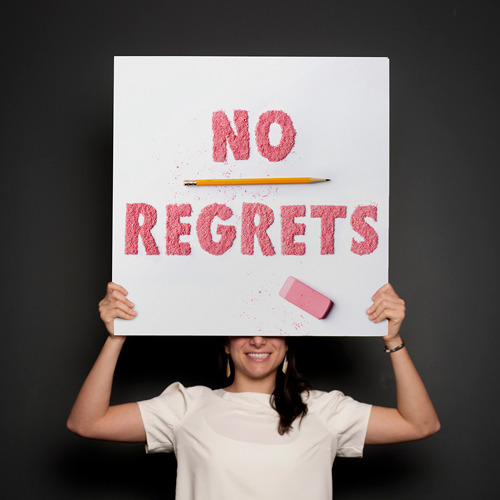 (via No Regrets Print by W K)