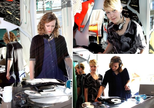 gostockholmgoeteborg:  Bildquelle:Nordic by Nature DJ Session im Weekday Store - Carolin Kraft