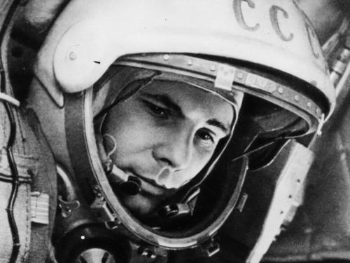 """I Don't See Any God Up Here"" Yuri Gagarin"