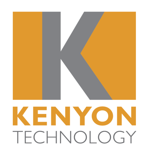 Kenyon Technology Logo.