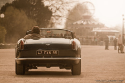"""I can smell the mini donuts. I just can't SEE the mini donuts""   Ferrari 250 GT California - All Others Yield"