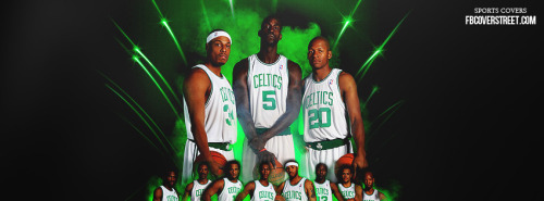 Celtics Team 1 Facebook Cover