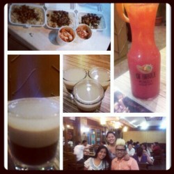 Food Trip & Drinks! (Taken with instagram)