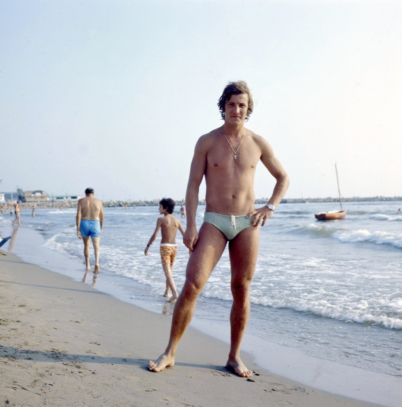 Marcello Lippi, 1973.