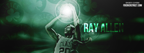 Ray Allen 2 Facebook Cover