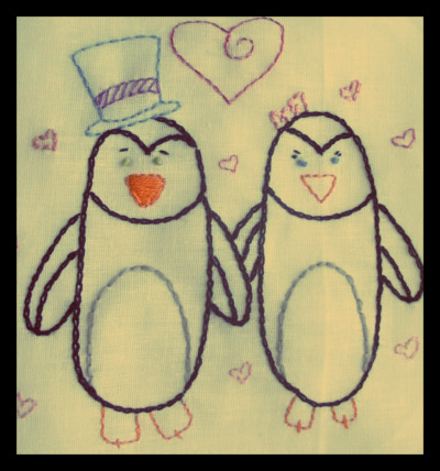 pinguins.