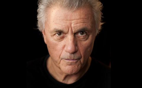 via Time Out London Live presents an evening with John Irving I booked this so fast I got General Admission tickets no. 04 and 05. OH MY GOD.