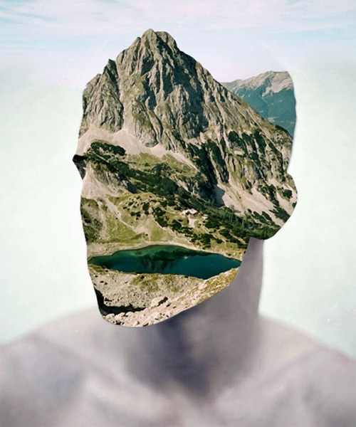 photo collage by matt wisniewski (via I Need A Guide)