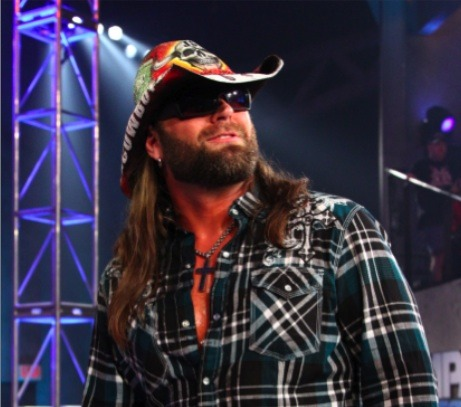 "Guest Blog: James Storm Beer drinking, butt-kicking TNA IMPACT wrestling superstar ""Cowboy"" James Storm will head to Nashville this weekend for Lockdown, where he has his heart set on winning the heavyweight championship. Storm, who likes his music twangy and true, shared with us his top five favorite country songs. Check them out here."