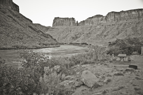 ROAD TRIP image no. 393 Colorado River, near Moab, Utah July 2nd, 2011 Mark Peter Drolet + click through to see larger