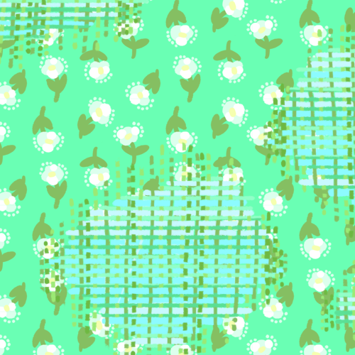"It's another week, please vote for my fabric ""Darn it!"" in the Spoonflower weekly contest. The theme is ""Sewing"". I'm pretty obsessed with darning lately, it's a technique that repairs woven fabrics with a mixture of weaving and sewing. It turns out, you don't need an account to vote, so hit me up y'all! xoxoxo"