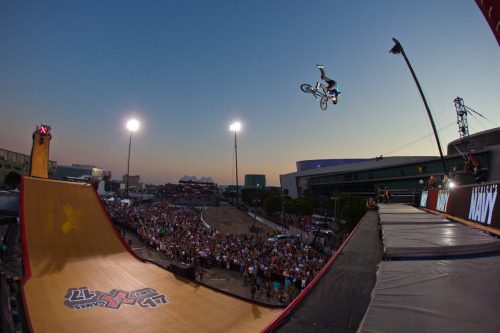 xgames:  Chad Kagy back on the bike and ready for more!